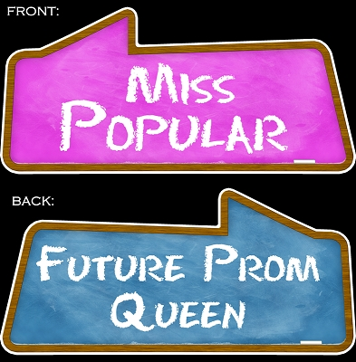 Miss Popular & Future Prom Queen