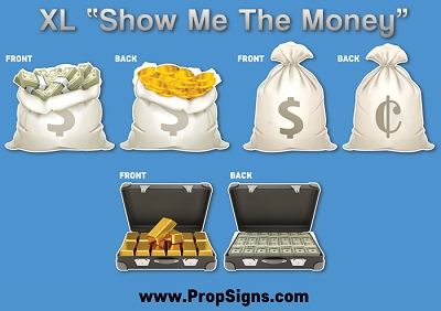 XL Show Me The Money Bundle - 3pc